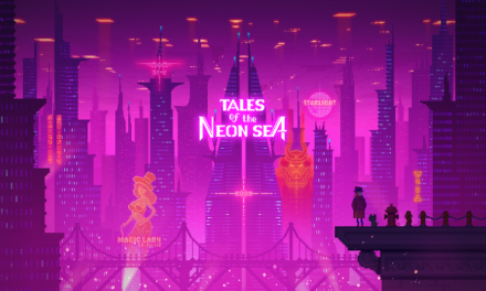 Tales of the Neon Sea Is an Upcoming Chinese Cyberpunk Adventure Game and It's Beautiful