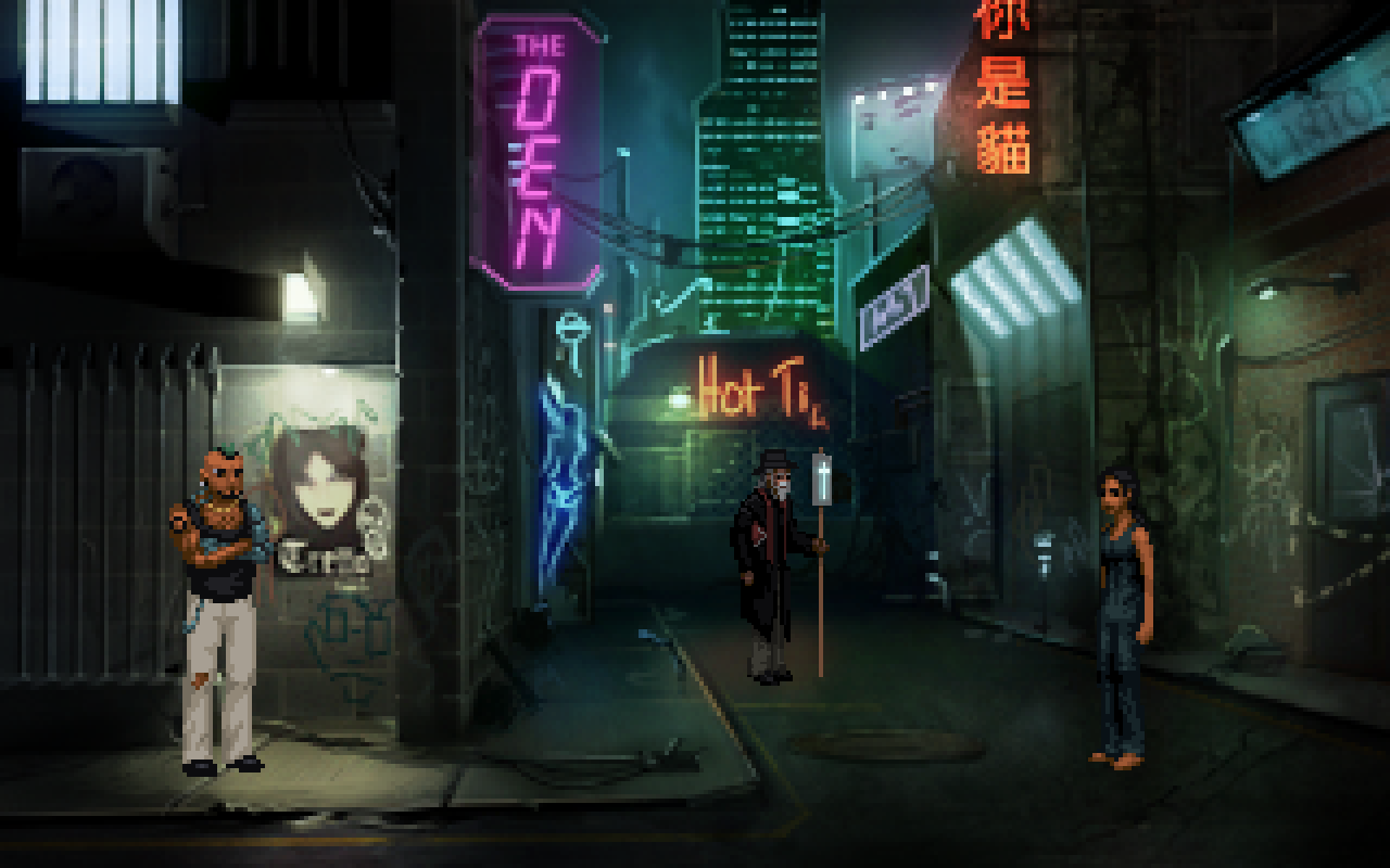 The Best Cyberpunk Games on PC According to PC Gamer