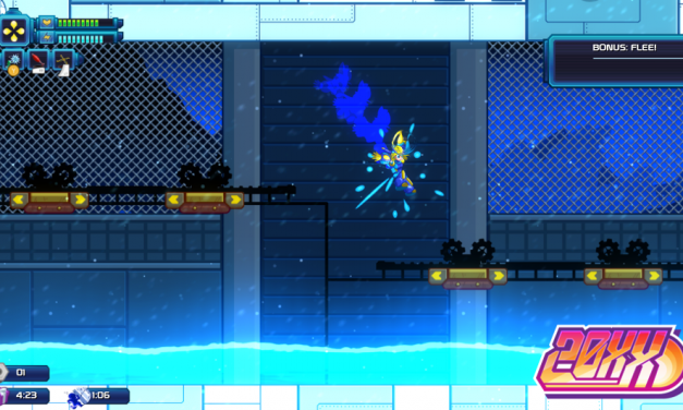 20XX, a Roguelike Game Inspired by Mega Man X, is Coming to Consoles