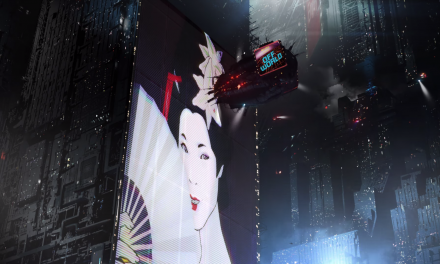 A New Blade Runner Anime Series Is on the Way