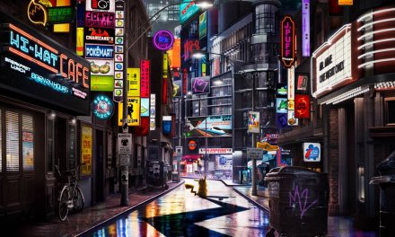Detective Pikachu's Ryme City Looks Strikingly Cyberpunk